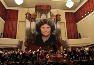 Sofia Gubaidulina International Festival of Contemporary Music Concordia